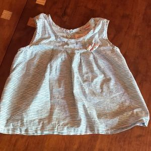Zara blouse 18-24 months